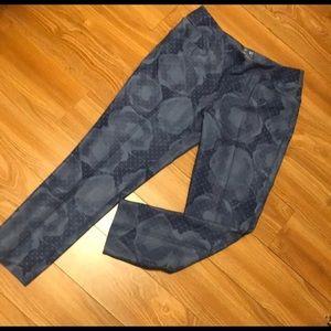 Adidas sz s blue legging / casual pant